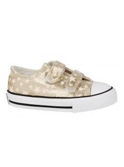 Zapato estrella platino
